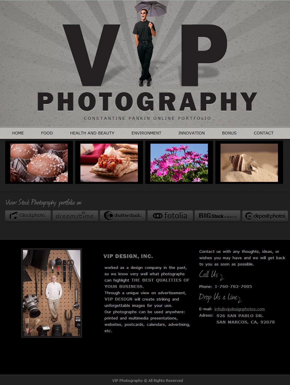 Annas Circle Studio Web Design